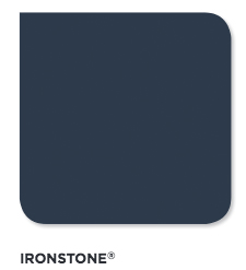 Natural Fencing - Colorbond - Ironstone