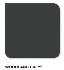 Natural Fencing - Colorbond - Woodland Grey